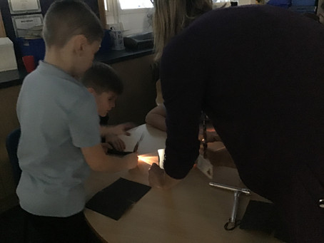 Year 5&6 Explore Light ...