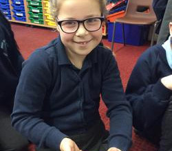 Miss Horwell: Our Dragon Egg!