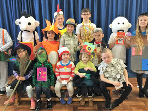 World Book Day Spectacular!