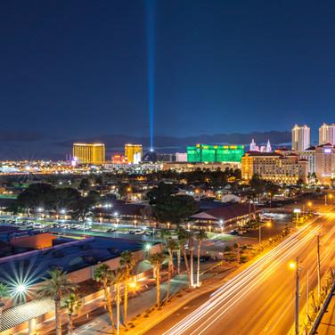 Las Vegas View of the Strip