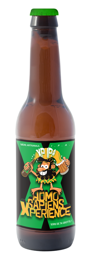 XP IPA - bière indian pale ale