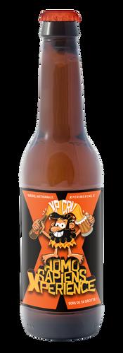 XP CRU - bière expérimentale