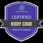 Body Code Certification