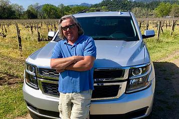 Wine Host Chris Agan