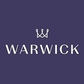 Logo de l'hôtel Warwick Genève où Sacha s'est produite en Magie