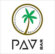 Logo du PAV Bar Genève où Sacha s'est produite en Magie