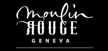 Logo du Moulin Rouge Genève où Sacha s'est produite