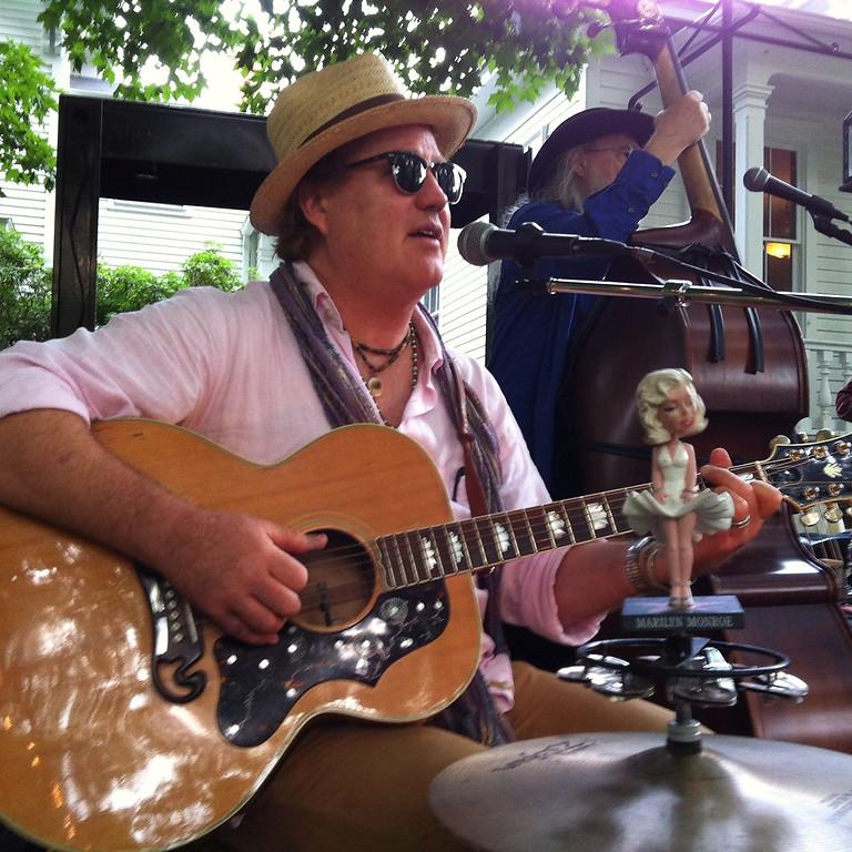 Fundamentals of Blues Fingerpicking with Ramblin' Dan Stevens