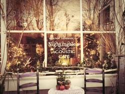 Nightingales Acoustic Cafe - storefront