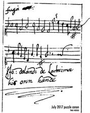 John Dowland's descending canon, its composition