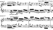 Invertible counterpoint makes a good Bach canon better