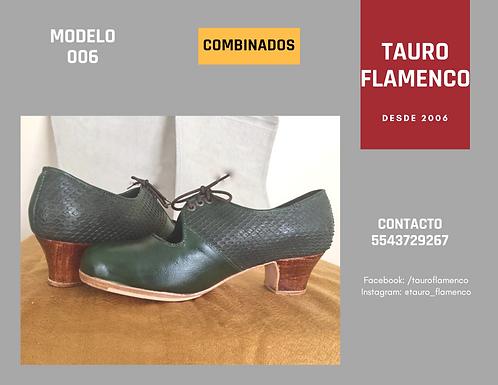 Zapato Modelo 6