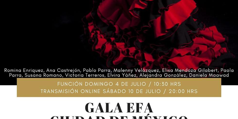 Gala EFA Transmisión