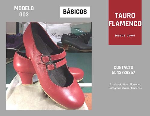 Zapato Modelo 3