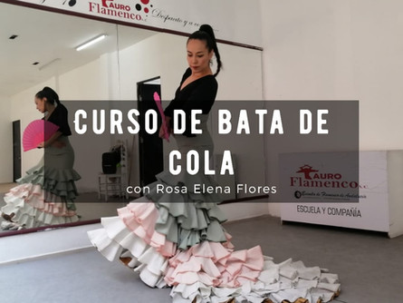 CURSO COMPLETO DE BATA DE COLA