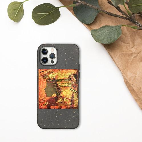 Enough - Biodegradable iPhone case