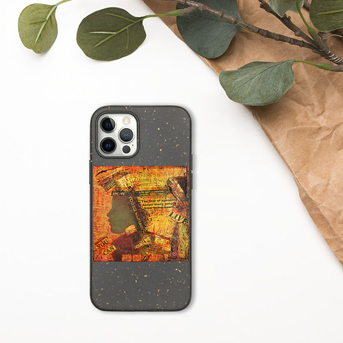 Enough - Biodegradable phone case