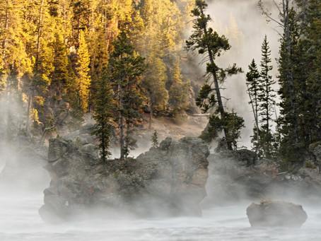 Yellowstone National Park Trip, September 2014