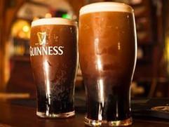 Creamy Guinness Always Flowing