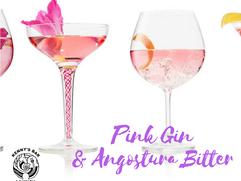 Pink Gin & Angostura Bitter