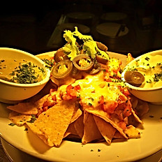 NACHOS FOR ONE OR SHARING