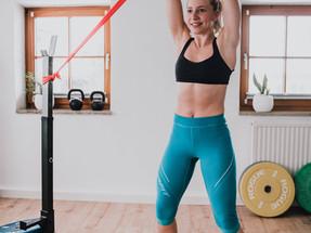Funktionelle Übungen für einen starken Core beim (barfuß) Gehen & Laufen!