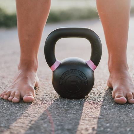 Funktionelles (Kraft)Training für die Füße! ♡