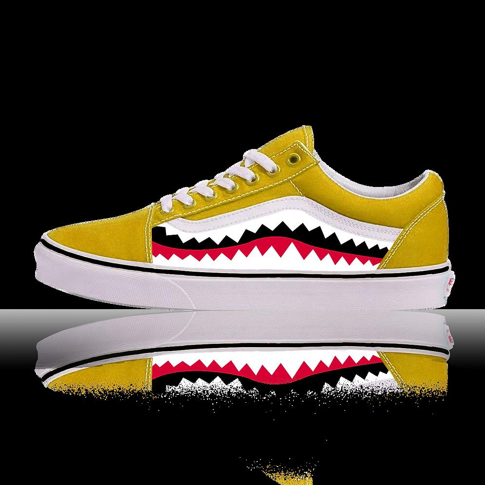 Shop \u003e bape vans yellow- Off 68