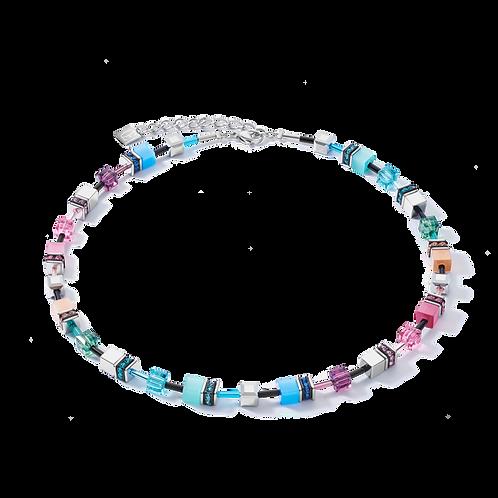 COEUR DE LION GeoCUBE® Necklace multicolour fresh vintage