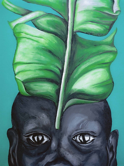 Dominique - Original Painting