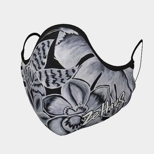 Ze Jungle Orchids Face Mask