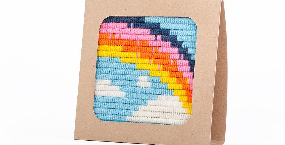 RAINBOW | needlepoint kit