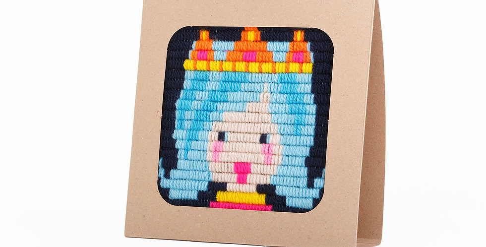 PRINCESS | needlepoint kit