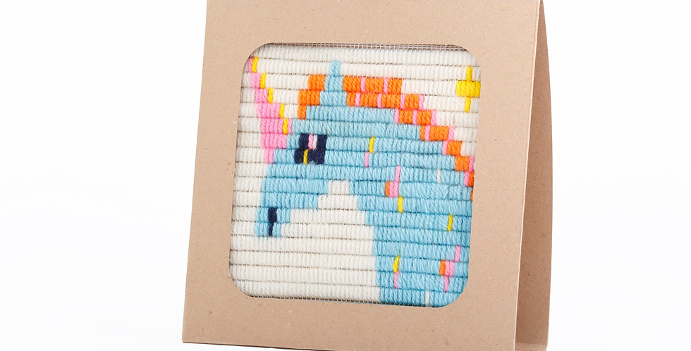UNICORN | needlepoint kit