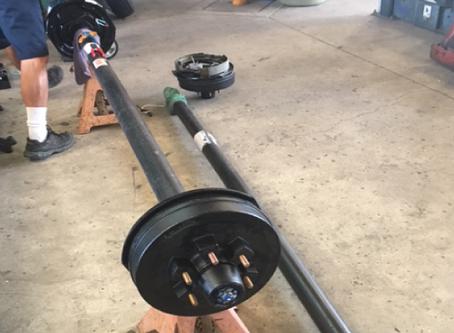 Brake & Axle Repairs