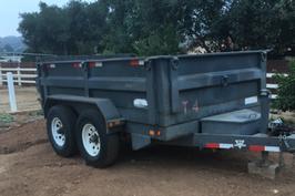 Dump Trailer Repair in San Diego CA