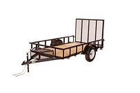 San Diego Trailers Utility and Landscape Trailers