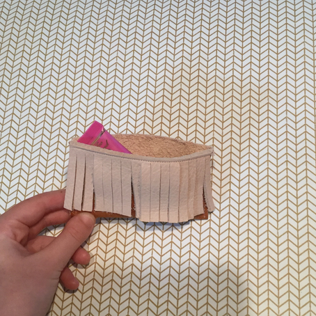 Review: Lilly and Oak Fringe Cardholder