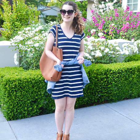 Why T-Shirt Dresses Are The Best