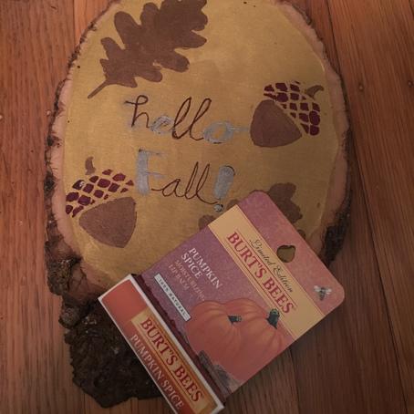 6 Days Of Fall: Fall Fragrance