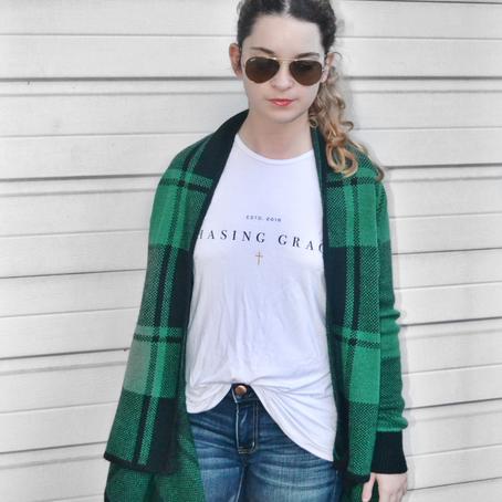 OOTD: Chasing Grace Shirt