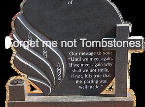 Beautiful Tombstone