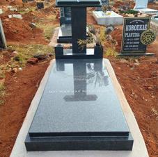 Podium Tombstone