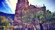 Sea of Cortez - Mission San Javier