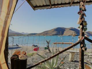 Sea of Cortez - San Evaristo