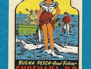 Hold on to your Sombrero's Ensenada...