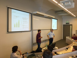 """Workshop: """"Graphs & Tables"""" by BCG"""