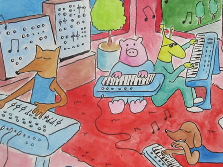 DJBuro рекомендует: Музыка декабря. Трек-дайджест.