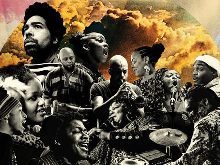 DJBuro рекомендует: Музыка апреля 2. Трек-дайджест.
