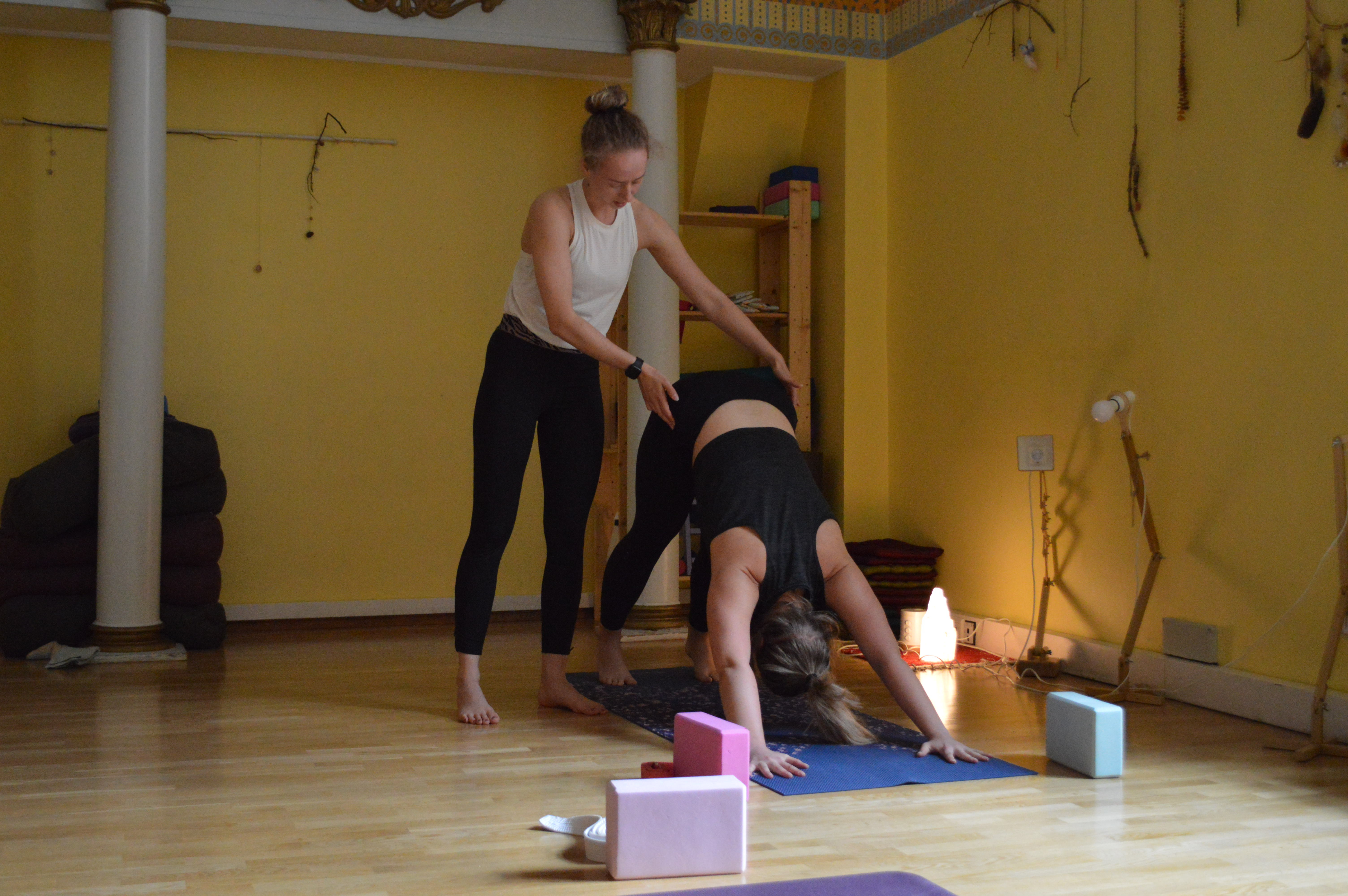 Private Yoga - Eratund